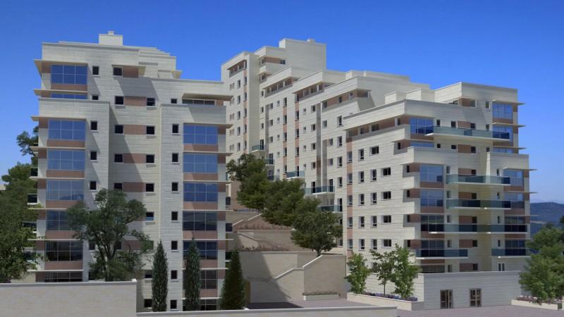 Residential in Katzanelbogen st. Jerusalem