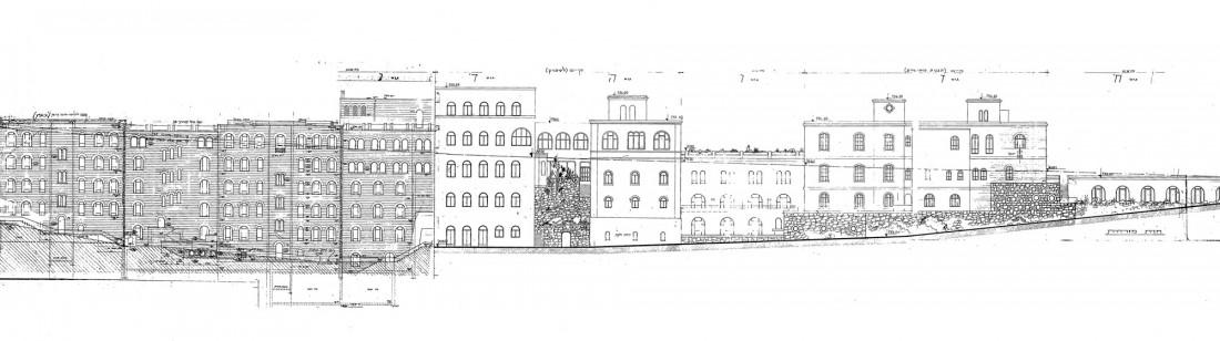נחום מלצר יצחק אפריל אדריכלים מלון הר ציון (2)