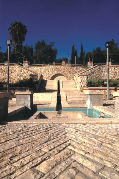 נחום מלצר יצחק אפריל אדריכלים גן הבוסתן ירושלים (2)