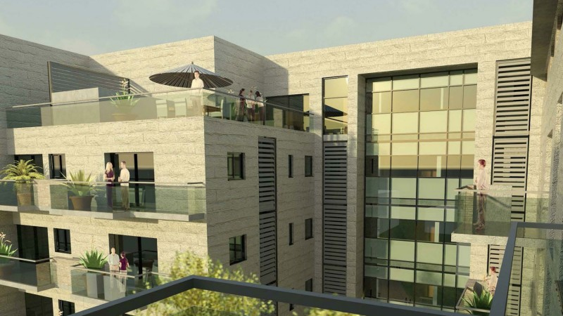 Residential purchase group, Jerusalem