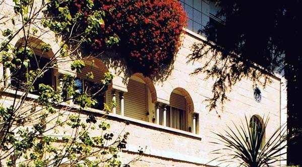 בית פרטי בשכונת בקעה, ירושלים