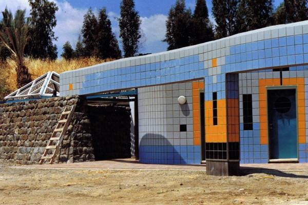 נחום מלצר יצחק אפריל אדריכלים חוף אמנון כנרת (3)