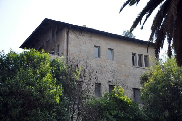 נחום מלצר יצחק אפריל אדריכלים מגורים במושבה הגרמנית ירושלים (3)