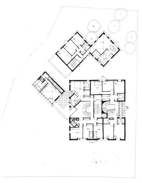 נחום מלצר יצחק אפריל אדריכלים בית גושן גוטשטיין בקעה ירושלים (3)
