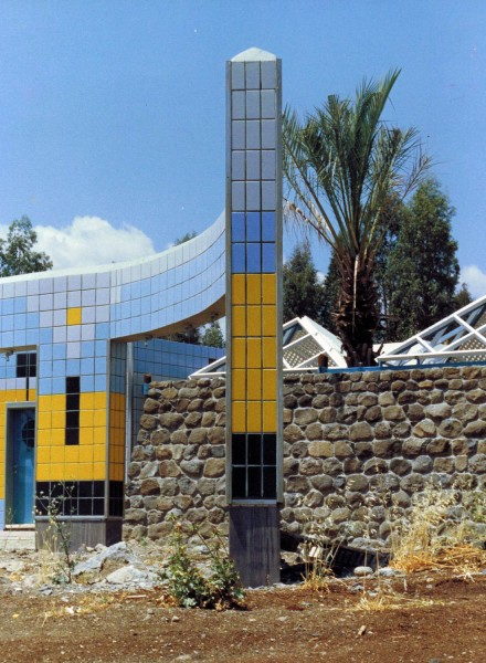 נחום מלצר יצחק אפריל אדריכלים חוף אמנון כנרת (4)