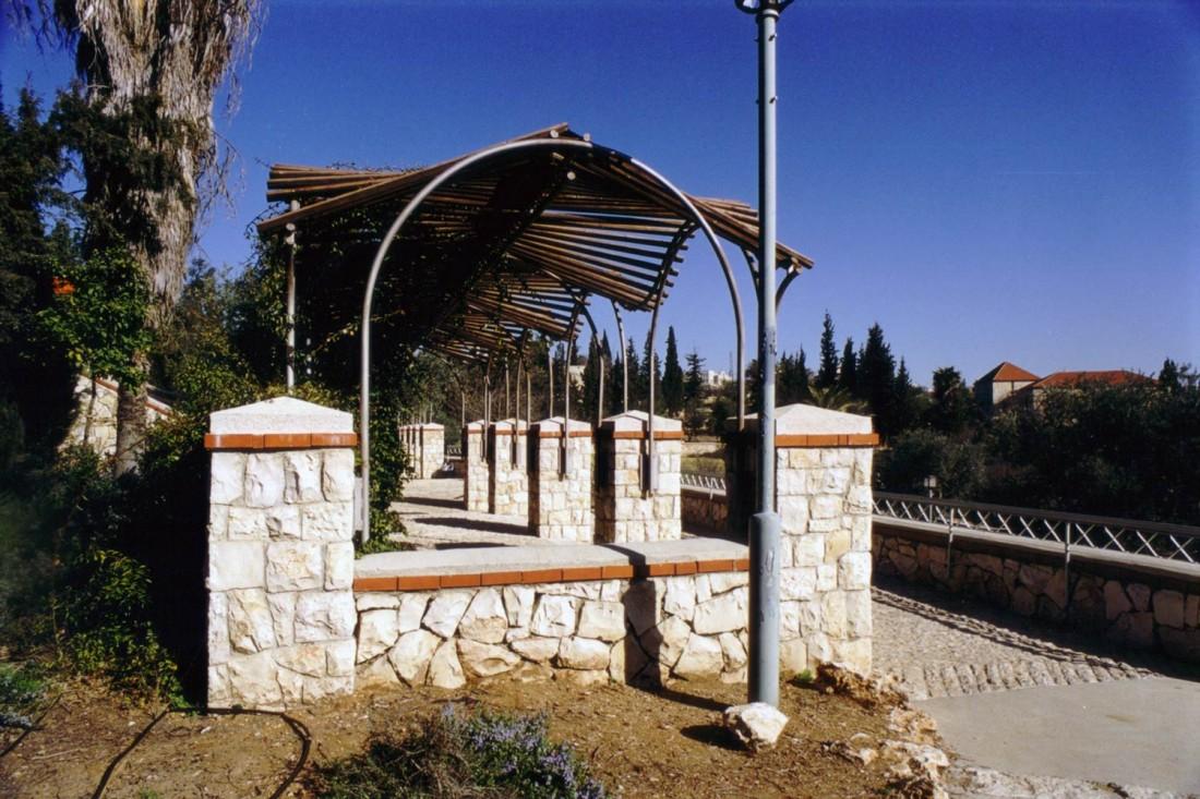 נחום מלצר יצחק אפריל אדריכלים גן הבוסתן ירושלים (4)