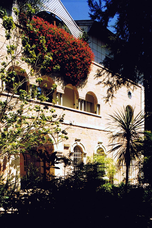 נחום מלצר יצחק אפריל אדריכלים בית גושן גוטשטיין בקעה ירושלים (5)