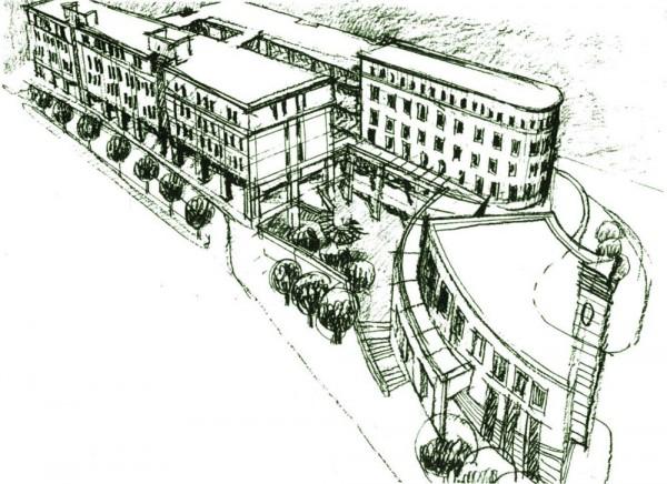 נחום מלצר יצחק אפריל אדריכלים בית החברה הכלכלית ירושלים (5)