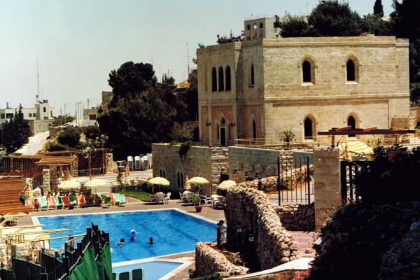 נחום מלצר יצחק אפריל אדריכלים מלון הר ציון (7)