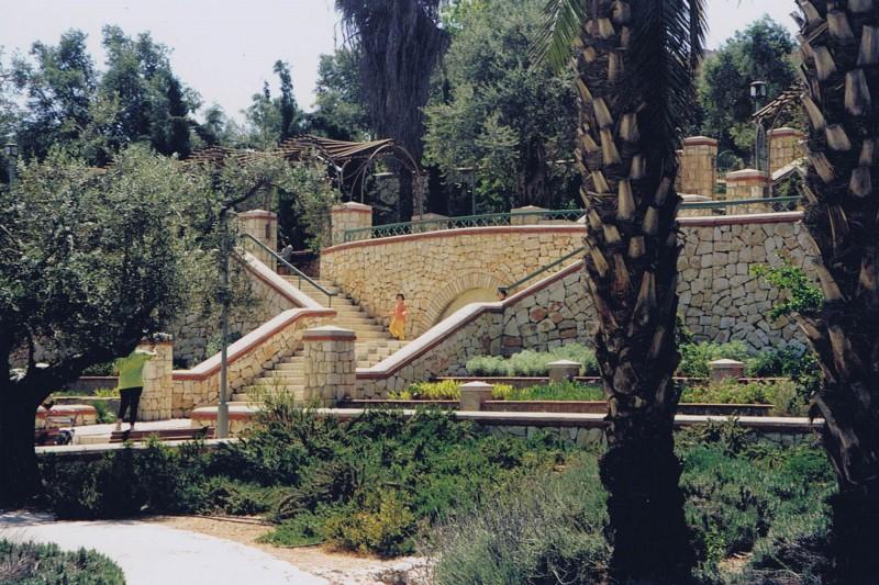 Ha'Bostan Garden, Jerusalem