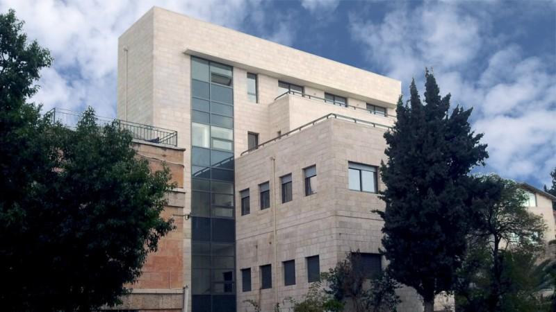 בניין מגורים, רח' חזקיהו ירושלים