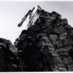 שרידי המגדל הדרומי מזרחי