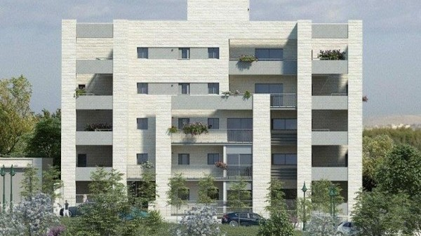 82 יחידות דיור ברמת שלמה – ירושלים